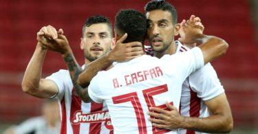 Ολυμπιακός-ΟΦΗ: 2-1 (HL)   Novasports