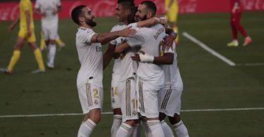 La Liga: Πρωταθλήτρια η Ρεάλ, νίκησε 2-1 τη Βιγιαρεάλ