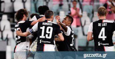 Γιουβέντους – Σαμπντόρια 2-0
