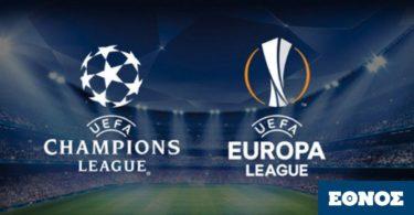 Για μια θέση στους 4 της Ευρώπης: Final 8 σε Champions League και Europa League
