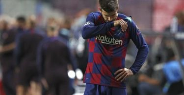 Μπαρτσελόνα: Δέχθηκε οκτώ γκολ μετά από 74 χρόνια