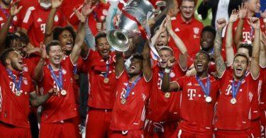 Παρί -1: Ο Κομάν χάρισε στους Βαυαρούς το Champions League