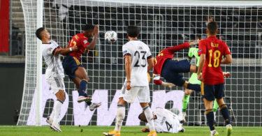 "Nations League: ""Πάγωσε"" τη Γερμανία η Ισπανία – Τα αποτελέσματα της πρεμιέρας (videos)"
