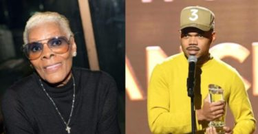 Dionne Warwick And Chance The Rapper To Collaborate