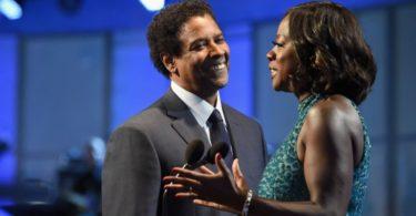 Denzel Washington, Viola Davis And More Discuss 'Ma Rainey'