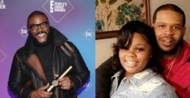 Tyler Perry Gives $100,000 To Breonna Taylor's Boyfriend