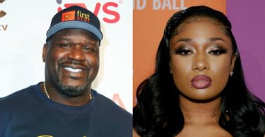 Shaq Caught Shooting His Shot With Megan Thee Stallion