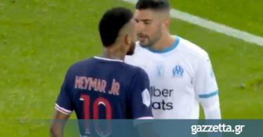 Νεϊμάρ: «Έπρεπε να είχα σταματήσει το ματς με την Μαρσέιγ»