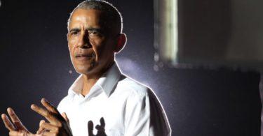 Barack Obama Issues Statement Over U.S. Capitol Violence