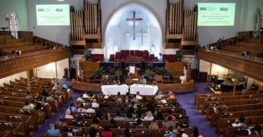 Historic Black Church Sues Proud Boys Over Vandalization