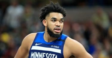 Karl-Anthony Towns Posts About Testing Positive For COVID-19