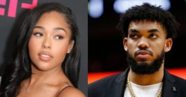 Jordyn Woods Asks Fans To Pray For BF Karl-Anthony Towns