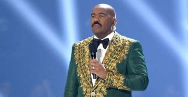 Steve Harvey Reflects On COVID's Effect On Police Protests