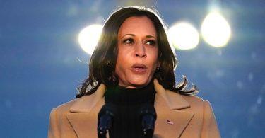 Kamala Harris Honors Americans Lost To COVID-19