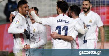 Ρεάλ Μαδρίτης – Γρανάδα 2-0: Ο… κανονικός Ασένσιο την επανέφερε στην κορυφή με την Ατλέτικο (vids)