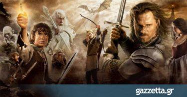 Πανηγυρίζουμε: Μάλλον ολοκληρώθηκαν τα γυρίσματα της σειράς του Lord of the Rings (pic)