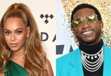 Beyoncé Features Gucci Mane In New 'Icy Park' Collection