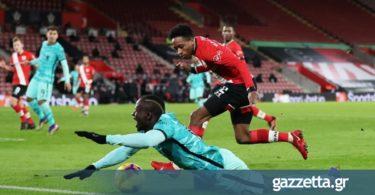 Σαουθάμπτον – Λίβερπουλ 1-0: Δεν την άφησε να… Αγιάσει! (vids)