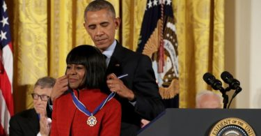 Barack and Michelle Obama Salute Cicely Tyson