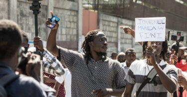 Haiti Spirals Into Turmoil Over President's Legitimacy