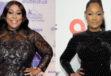 'The Real' Hosts Loni Love And Garcelle Beauvais Get Heated