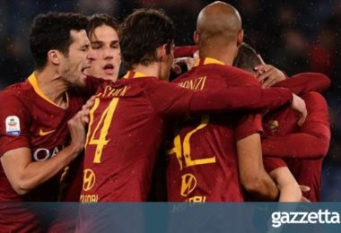 Ρόμα – Ελλάς Βερόνα 3-1: Αντέχει στα (πολύ) ψηλά (vid)