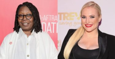 Whoopi Cuts Off Meghan McCain Over COVID Comment