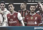 Το ευρωπαϊκό Top-10 των μεταγραφών (poll)