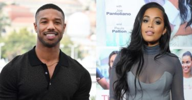 Michael B. Jordan And Lauren London In 'Without Remorse'
