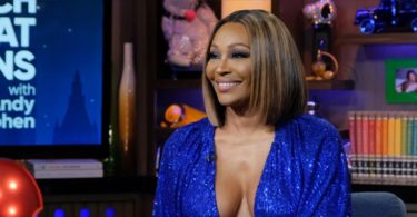 Cynthia Bailey Serves Up Hotness With Her New Blonde Unit