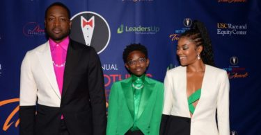 Aww!: Michelle Obama Says She's Proud Of Zaya Wade
