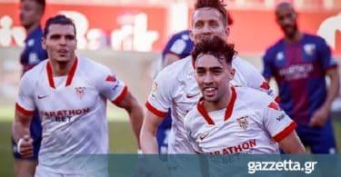 Σεβίλλη – Ουέσκα 1-0: Ζόρικη (και ιστορική) νίκη, ανέβηκε ξανά 3η (vid)