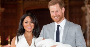 Meghan Markle: Royals Wouldn't Allow Her Son To Be A Prince