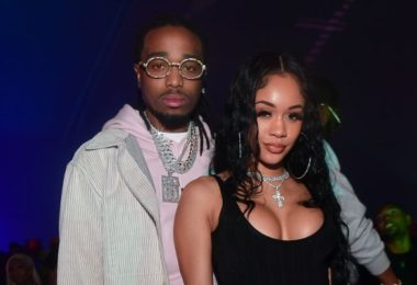 Saweetie And Quavo Elevator Brawl Has Twitter Divided