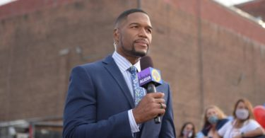 Michael Strahan's Tooth Gap Closure Isn't What It Seems