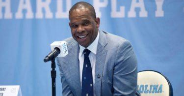 Hubert Davis Becomes UNC's First Black Head Basketball Coach