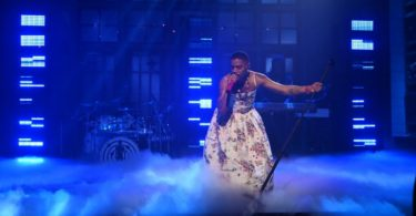 Kid Cudi Wore A Dress On 'SNL' To Pay Tribute To A Legend