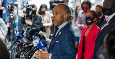 Sharpton, Crump Speak Out After Daunte Wright Killing
