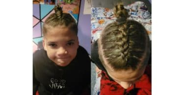 11-Year-Old Boy Suspended Over Braided Hair