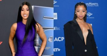 Cardi B Reacts To Chloe Bailey's 'Be Careful' Cover