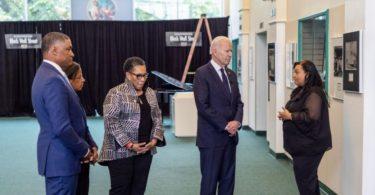 Biden Comes To Tulsa To Remember 1921 Massacre