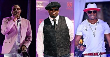 Donell Jones, Dave Hollister, And  Carl Thomas Form R&B
