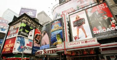 Broadway To Reopen This Fall With Black Writers, New Plays