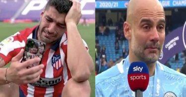 Λουίς και Πεπ, τα δάκρυα σας ΕΙΝΑΙ το ποδόσφαιρο!