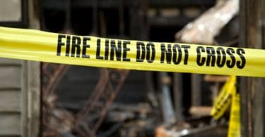 Man Rescues Twin Girls From House Fire